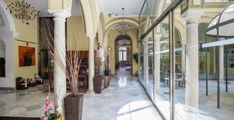 加维宫酒店 - 赫雷斯-德拉弗龙特拉 - 大厅
