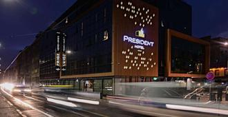 萨拉热窝总统大酒店 - 萨拉热窝 - 建筑