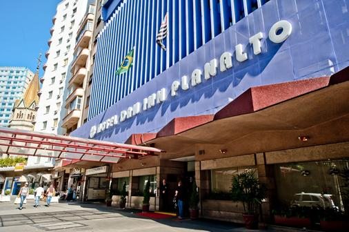 普拉纳尔托丹酒店 - 圣保罗 - 建筑