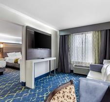 穆尔弗里斯波罗品质酒店
