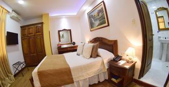 佩雷拉埃尔格兰酒店 - 佩雷拉 - 睡房