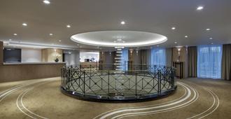 布加勒斯特雅典娜宫希尔顿酒店 - 布加勒斯特 - 门厅