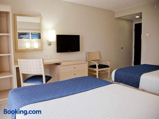 比亚埃尔莫萨城市快捷酒店 - 比亚埃尔莫萨 - 睡房
