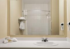 穆斯乔戴斯酒店 - 穆斯乔 - 浴室