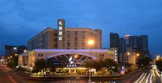 成都礼顿酒店 - 成都 - 建筑