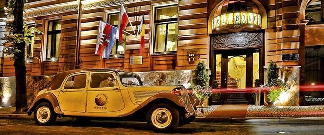 波希马酒店 - 比得哥什