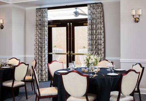法国街区酒店 - 查尔斯顿 - 餐厅