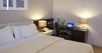诺加罗562酒店 - 布宜诺斯艾利斯 - 睡房