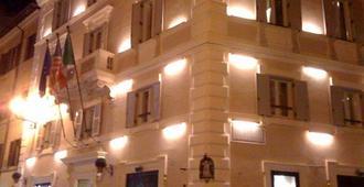 巴布依诺181酒店 - 罗马 - 建筑