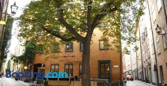 栗花老城旅馆 - 斯德哥尔摩 - 建筑