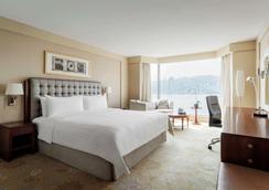 九龙香格里拉大酒店 - 香港 - 睡房