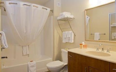 比林斯莱之斯通酒店 - 比灵斯 - 浴室
