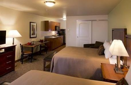 比林斯莱之斯通酒店 - 比灵斯 - 睡房