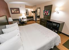 哥伦布-都柏林红屋顶plus+汽车旅馆 - 都柏林 - 睡房