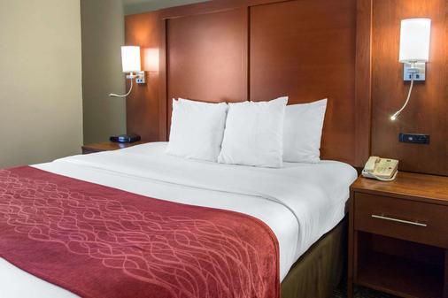 北旧金山机场康福特茵套房酒店 - 南旧金山 - 睡房