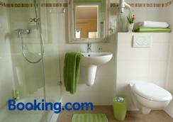 杜塞尔多夫翠园别墅酒店 - 杜塞尔多夫 - 浴室