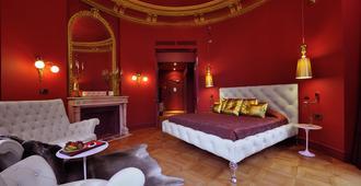 班克酒店 - 巴黎 - 睡房