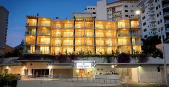 凯恩斯城市码头雷吉斯公园酒店 - 凯恩斯 - 建筑