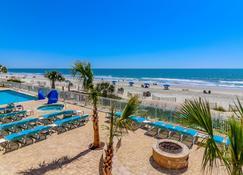 冲浪海滩海滨假日酒店 - 瑟夫赛德海滩 - 海滩