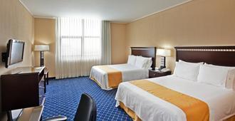 墨西哥城聖達菲智選假日酒店 - 墨西哥城 - 睡房