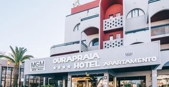 木图奥拉普拉亚酒店 - 阿尔布费拉 - 建筑
