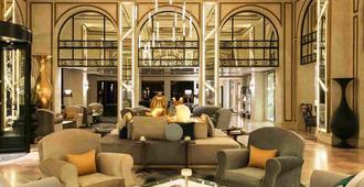埃米塔日吕西安巴里亚酒店 - 拉波勒 - 休息厅
