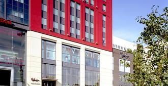 马尔马逊伯明翰酒店 - 伯明翰 - 建筑