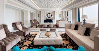 迪拜皇冠酒店 - 迪拜 - 客厅