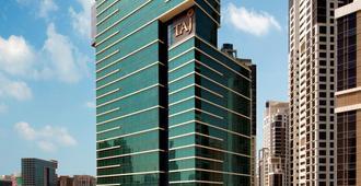 迪拜皇冠酒店 - 迪拜 - 建筑