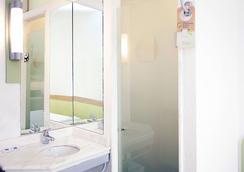贝洛哈里桑塔米纳斯中央宜必思快捷酒店 - 贝洛奥里藏特 - 浴室