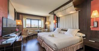 科尔多瓦中心酒店 - 科尔多瓦 - 睡房