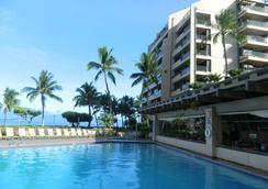 卡哈那沙滩度假俱乐部 - 拉海纳 - 游泳池