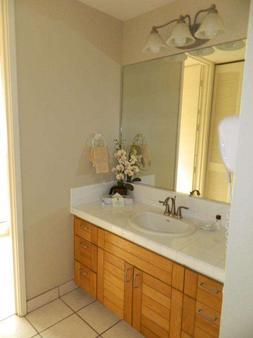 卡哈那沙滩度假俱乐部 - 拉海纳 - 浴室