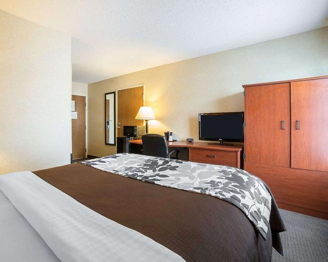 安眠酒店 - 比灵斯 - 睡房