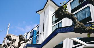 劳雷尔乐居精品酒店 - 旧金山 - 建筑