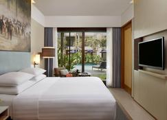 Courtyard by Marriott Bali Seminyak Resort - 库塔 - 睡房