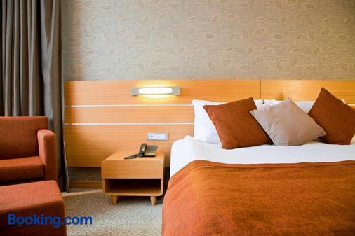 图纳里酒店 - 安卡拉 - 睡房