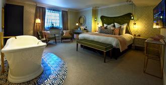 贝斯特韦斯特龚维勒酒店 - 剑桥 - 睡房