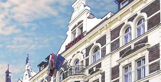 维多利亚酒店 - 比尔森 - 户外景观
