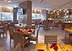 地标大酒店 - 迪拜 - 餐馆