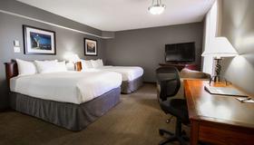 蒙特利尔中心区法布格酒店 - 蒙特利尔 - 睡房