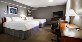 近郊酒店-蒙特娄市区中心小镇 - 蒙特利尔 - 睡房