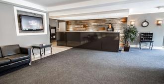 蒙特利尔中心区法布格酒店 - 蒙特利尔 - 柜台