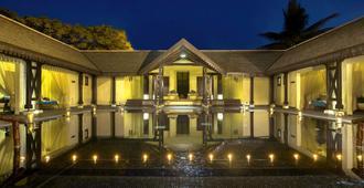 索菲特毛里求斯帝国温泉度假酒店 - 弗利康弗拉克 - 建筑