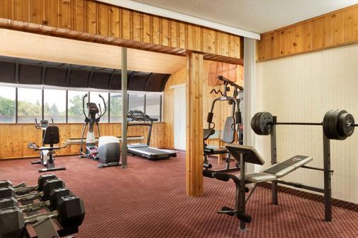 勒斯布里奇旅程住宿 - 莱斯桥 - 健身房