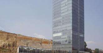 首都特区酒店 - 墨西哥城 - 建筑