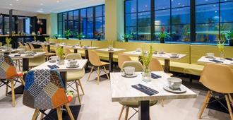 马德里拉里斯酒店 - 马德里 - 餐馆