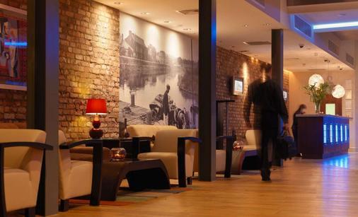 极乐温泉酒店 - 利默里克 - 大厅
