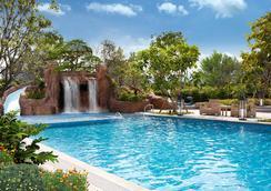 礁溪寒沐酒店 - 礁溪 - 游泳池