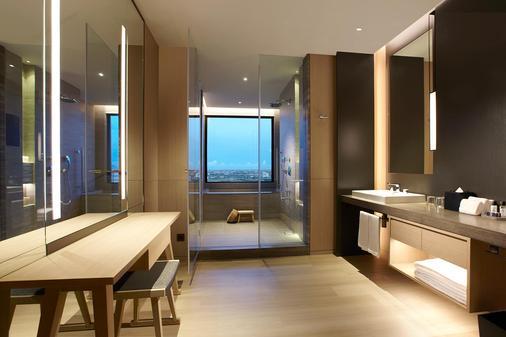 礁溪寒沐酒店 - 礁溪 - 浴室